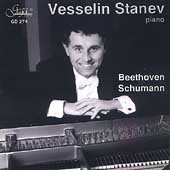 Beethoven: Eroica Variations;  Schumann / Vesselin Stanev