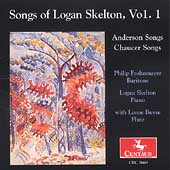 Songs of Logan Skelton Vol 1 / Frohmayer, Skelkton, Buyse