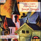 Jongen: Complete Organ Works / Whiteley