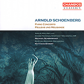 Classics - Schoenberg: Piano Concerto, Pelleas und Melisande