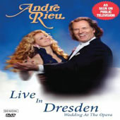 Andre Rieu: Live From Dresden - Wedding At The Opera [DVD]