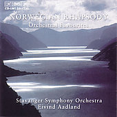Norwegian Rhapsody - Grieg, Halvorsen, etc / Aadland, et al