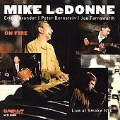 Mike LeDonne: On Fire