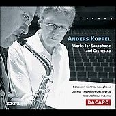 A. Koppel: Works for Saxophone and Orchestra