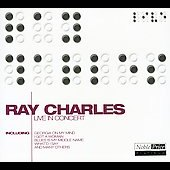 Ray Charles: Live in Concert [Noble Price]
