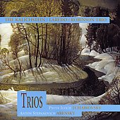 Tchaikovsky, etc: Trios / Kalichstein-Laredo-Robinson Trio