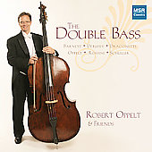The Double Bass - Rossini, Oppelt, etc / Robert Oppelt