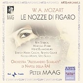 Mozart: Le nozze di figaro / Maag, Teatro del San Carlo