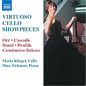 Virtuoso Cello Showpieces - Cassad&oacute;, et al / Kliegel, et al