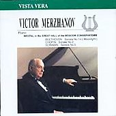 Beethoven: Piano Sonatas / Victor Merzhanov