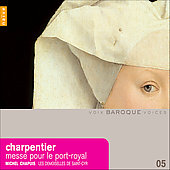 Charpentier: Messe pour le Port-Royal / Chapuis, et al