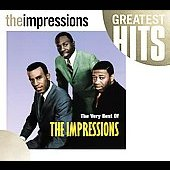 The Impressions: The Very Best of the Impressions [Rhino]