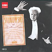 Icon - Leopold Stokowski - The Maverick Conductor