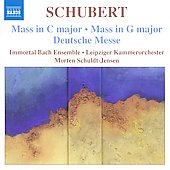 Franz Schubert: Mass In C Major, Mass In G Major