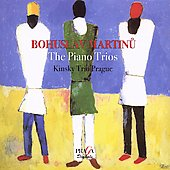 Martinu: The Piano Trios / Kinsky Trio Prague