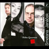Smetana: String Quartet in E major; Janacek: String Quartet No. 2