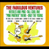 The Ventures: The Fabulous Ventures [Digipak]