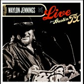 Waylon Jennings: Live from Austin TX