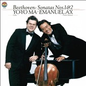 Beethoven: Cello Sonatas, Op. 5, Nos.1 & 2