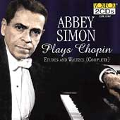 Abbey Simon plays Chopin: Etudes and Waltzes Complete