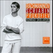 Rachmaninov, Scriabin, Prokofiev: Works for Piano / Konrad Skolarski, piano