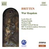 Britten: War Requiem / Brabbins, BBC Scottish Symphony