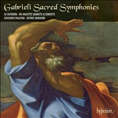 Giovanni Gabrieli: Sacred Symphonies / Jeffrey Skidmore, Ex Cathedra