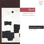 Bach: The Goldberg Variations / Bernard Lagacé