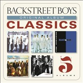 Backstreet Boys: Original Album Classics [Box]