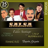 Various Artists: Iconos Exitos Salsa