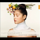 Vivaldi: Concertos for Strings, Vol. 2 / Concerto Italiano