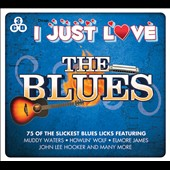 Various Artists: I Just Love the Blues