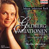 Bach: Goldberg Variations / Christine Schornsheim