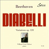Beethoven: Diabelli Variations, Op. 120 / William Grant Naboré: piano