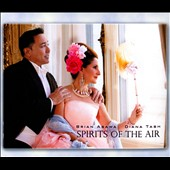 Spirits of the Air - Songs by Handel, Purcell, Scarlatti, Monteverdi et al. / Brian Asawa, countertenor; Diana Tash, mz; Arthur Omura, harpsichord, Frédéric Rosselet, cello
