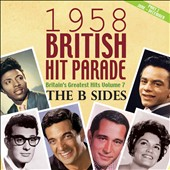 Various Artists: British Hit Parade 1958: The B-Sides, Vol. 2 [Box]