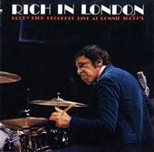Buddy Rich: Rich in London