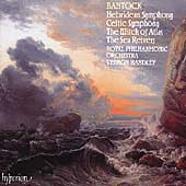 Bantock: Celtic Symphony, Hebridean Symphony, etc / Handley