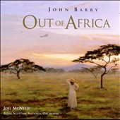 John Barry (Conductor/Composer): Out of Africa [Original Motion Picture Soundtrack]