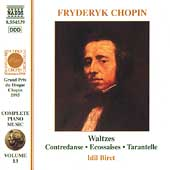 Chopin: Complete Piano Music Vol 13 / Idil Biret