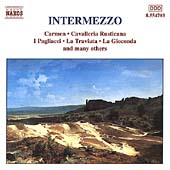Intermezzo - Carmen, Cavalleria Rusticana, I Pagliacci, etc