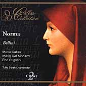 Bellini: Norma / Serafin, Callas, Del Monaco, et al