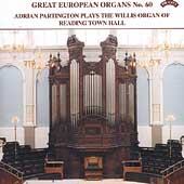 Great European Organs Vol 60 / Adrian Partington