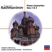Eloquence - Rachmaninov: Piano Concertos no 1 & 3 /Ashkenazy