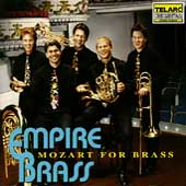 Mozart For Brass / Empire Brass