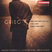 Classics - Grieg: Peer Gynt Suites, etc / Handley, et al