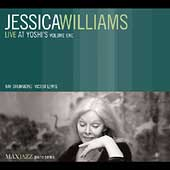 Jessica Williams (Piano): Live at Yoshi's, Vol. 1 [Digipak]