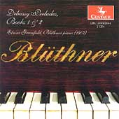 Debussy: Preludes Books 1 & 2 / Greenfield