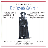 Paperback Opera - Wagner: Flying Dutchman / Fricsay, et al