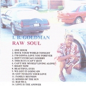 I.B. Goldman: Raw Soul